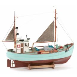 Billing Boats Norden Model Boat Kit - Starter Paint Pack (6 x 17ml Bottles)