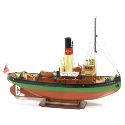 Billing Boats St Canute Tug Wooden Model Ship Kit