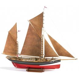 Billing Boats Yawl Fishing Boat Kit - Starter Paint Pack (10)