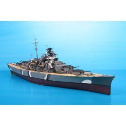 Trumpeter Bismarck 1941 200th Scale Bismark Plastic Ship Kit