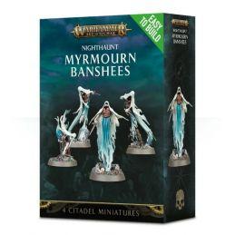 Warhammer ETB Nighthaunt Myrmourn Banshees