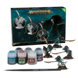 Warhammer Nighthaunt And Paint Set