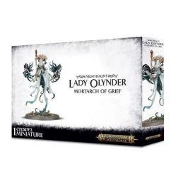 Warhammer Nighthaunt Lady Olynder