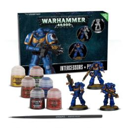 Warhammer Intercessors And Paint Set