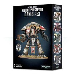 Warhammer Knight Preceptor Canis Rex