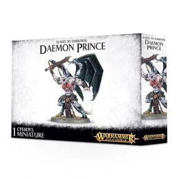 Warhammer Slaves to Darkness Daemon Prince