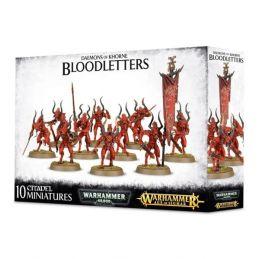 Warhammer Daemons Of Khorne Bloodletters