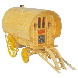 Match Craft Bow Top Caravan Matchstick Kit