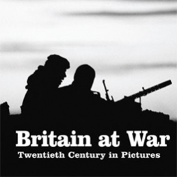 Britain at War in Pictures Book