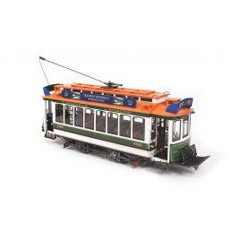 Occre Buenos Aires Lacroze Tram Model Kit