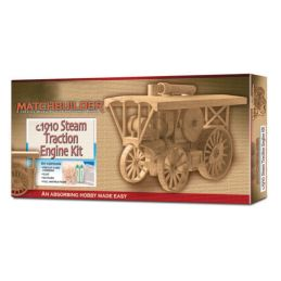 Match Builder Traction Engine
