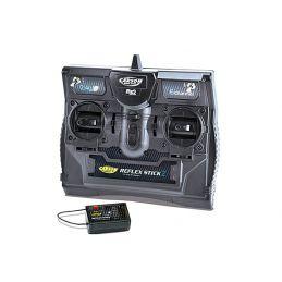 Carson Reflex Stick 2 Transmitter and Receiver Set 6 Channel 2.4GHz