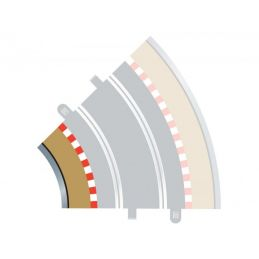 Radius 2 Curve Inner Borders 45 x 4
