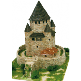 Aedes Ars Caesar Tower Architectural Model Kit