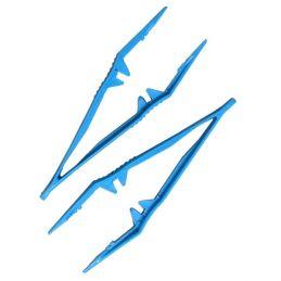 Plastic Tweezers pack of 2