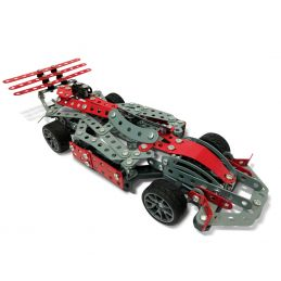 Grand Prix Car Metal Construction Set