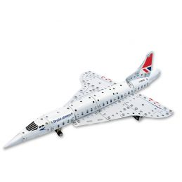 Concorde Metal Construction Set