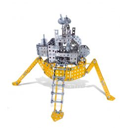 Lunar Lander Metal Construction Set