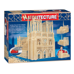Matchitecture Notre Dame Cathedral Kit 840 x 620mm Microbeam Match Set