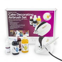 Cake Craft Airbrush and Compressor Set