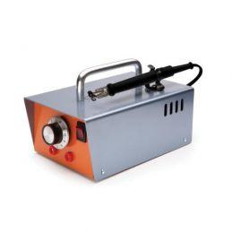 Peter Child Artists Pyrography Machine