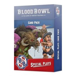 Warhammer Blood Bowl Special Plays Card Pack