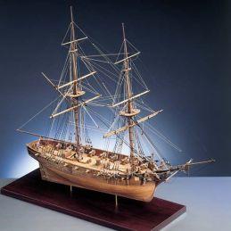 Caldercraft HMS Cruiser 18-Gun Brig Of War 1797 1:64 Scale Model Kit