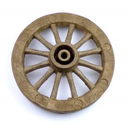Scale Wheels for Carts and Wagons 115mm
