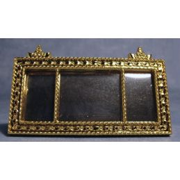 12th Scale Large French Mirror