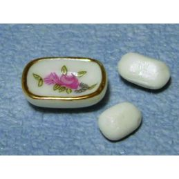 Soap and Dish