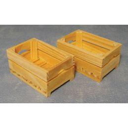 Deep Wooden Crates