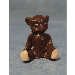 Brown Metal Teddy Bear