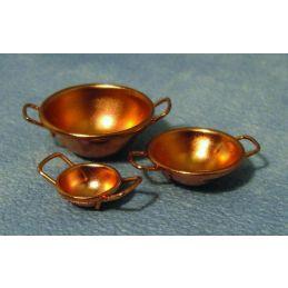 Copper Bowls
