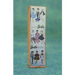 Barbie Doll Box