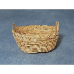 12th Scale Wash Basket 6cm for Dolls Houses