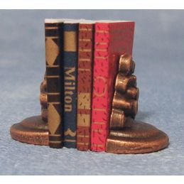Set of Books and Bookends