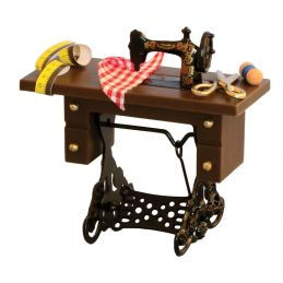 Sewing Machine With Table Set