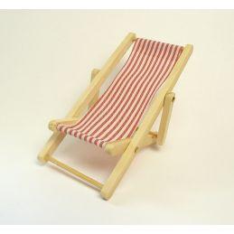 Red Deckchair