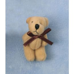Childs Teddy Bear with Bow