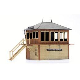 Kitmaster Signal Box Kit