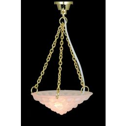Hanging Ceiling Light 1:12 scale for Dolls House