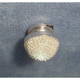Silvered Glass Ceiling Light 12th Scale for Dolls House