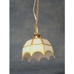 3V LED Tiffany Ceiling Light