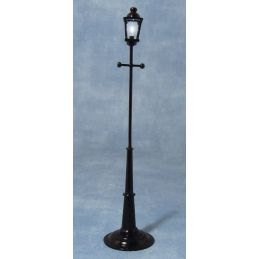 Streetlamp Black Lamp Post 1:12 Scale for Dolls House