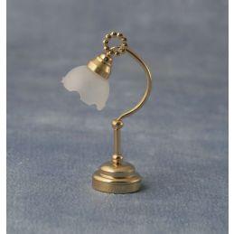 Piecrust Table Lamp