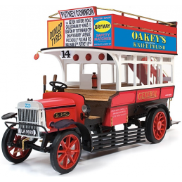 Occre London B-Type Bus 1:24 Scale Model Kit
