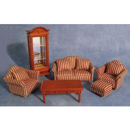 Striped Lounge Suite