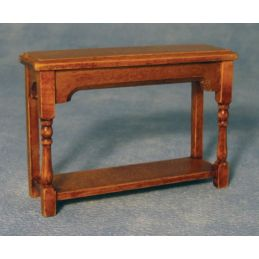 Oak Hall Side Table