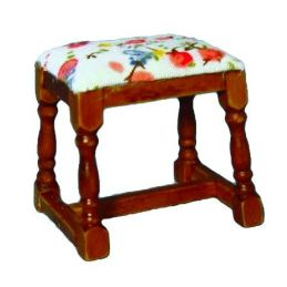Oak Dressing Table Stool