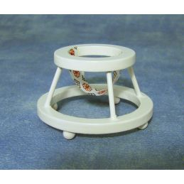 Baby Walker 1 12 Scale for Dolls House Nursery